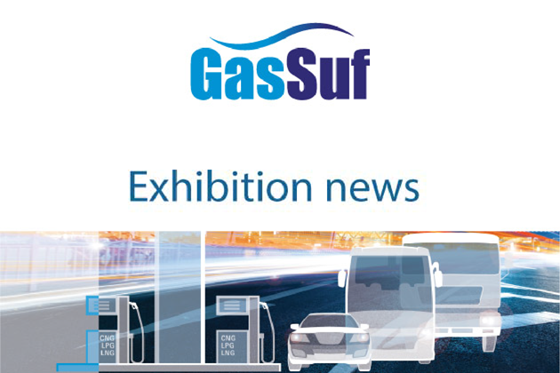 The GasSuf exhibition will be held at Crocus Expo IEC from October 27 - 29, 2020