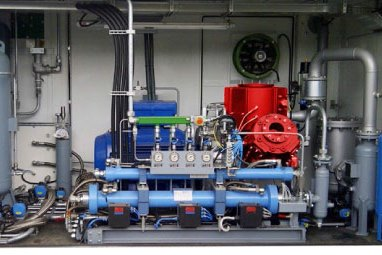 Recent developments Fornovo Gas for CNG filling stations: modern compressors and technical solutions
